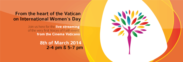 VOICES OF FAITH : International Women's Day at the Vatican